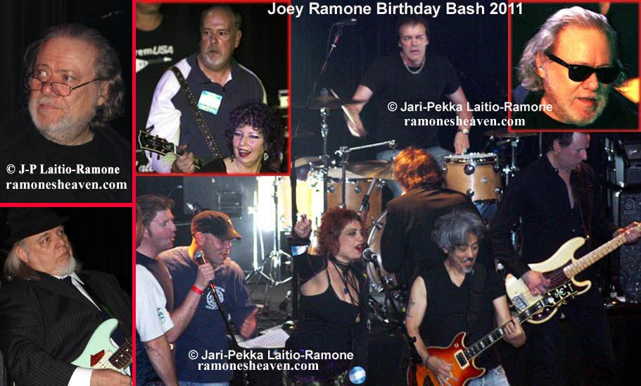 Richie Ramone Ramones Richie Ramone Guitarist