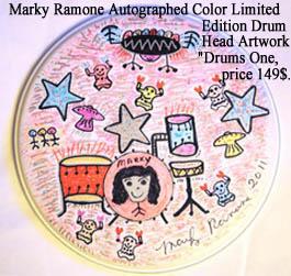 Ramones latest ramones news for Marky ramone marinara sauce