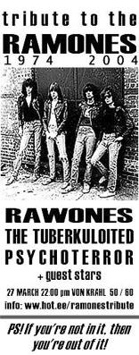 Ramones Our Dear Dee Dee Ramone Is An Angel